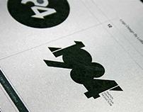 1984 Studios. Logo Design