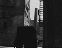 Photographs Chicago 1971&1969&'68 ©Jeffrey Wertheimer