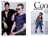Marie Claire CZ August 2015 COOL KIDS