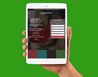 Mobile View Design for Greenmouse Academy