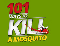 Godrej Kala HIT '101 ways to kill a mosquito'
