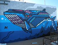 Whale for Novotel Huahin
