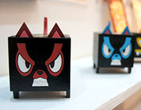 Toy Design(Mad Cats)