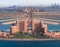 ATLANTIS THE PALM, DUBAI-RETOUCHING