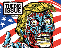 More Big Issue covers