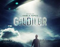 Geldiler / Poster Design by Damla Topcu