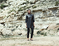 Editorial for Esther Noriega Fashion Designer