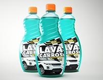 Produto de limpeza automotiva