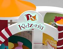 Kidzania Activity Booth