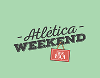 Atlética Weekend - Ed. Roça