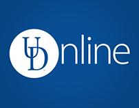 University Of Delaware - Online Portal Branding