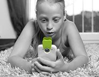 Microwold   Microlens phone