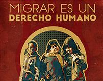 Migrar es un Derecho Humano
