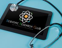 Scientific Research Club Logo Tasarımı