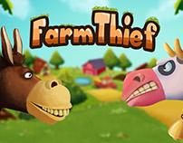 Farm thief( casual game)