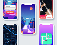 NIVA 2.0: Guardian App for Walking Home