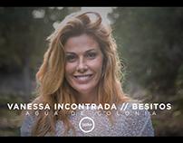 Vanessa Incontrada BESITOS Agua de colonia