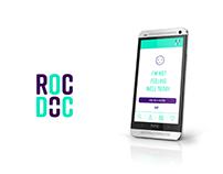 RocDoc - UX Design