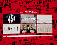 The 451 VR App
