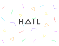 Hail - Sin Counting App