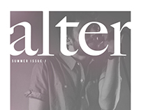 Alter - Digital Magazine