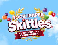 Rock! Paper! Skittles!