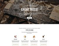 WS Wood – Responsive Carpenter Wordpress theme