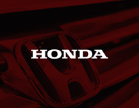 HONDA Korea Website Renewal
