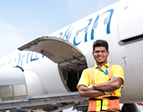SriLankan Airlines : Internal campaign