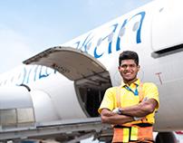 SriLankan Airlines : Internal campaign