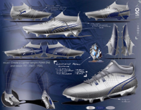 "PUMA ONE ""chrome pack"""
