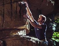 Berdorf lead climbing lifestyle