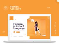 Ecommerce Fashion | Daily UI Challange #02