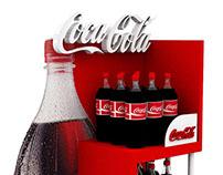coke gondolas