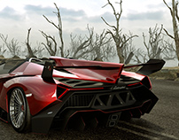 VenomouS valley | Lamborghini Veneno