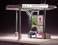 Bus Stop KO