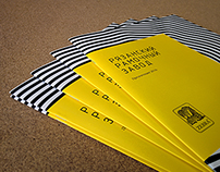 Ryazan Frame Factory / Booklet