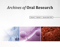 Archives of Oral Research