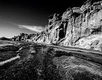 Uyuni, Bolivia: a monochrome essay