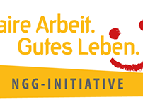 NGG Faire Arbeit Logo