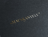 """Macskanyelv"" Chocolate Packaging"