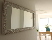 DIY: Mirror to our house