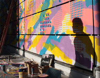 Urban Art - Banco Itaú
