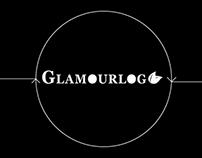Glamourlog Magazine / Brand Identity