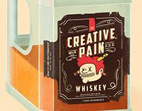 The Creative Pain: Creativeholic
