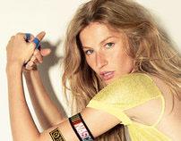 Vogue Brazil - Gisele Bundchen
