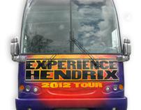 HENDRIX tour bus