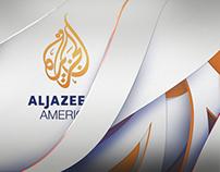 ALJAZEERA AMERICA Rebrand Pitch