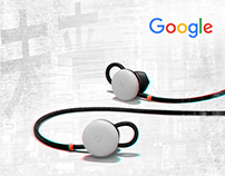 Welcome To The Future | Google Pixel Buds