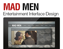 Mad Men UI